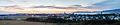 Vista de Reikiavik desde Perlan, Distrito de la Capital, Islandia, 2014-08-13, DD 134-145 HDR PAN.JPG