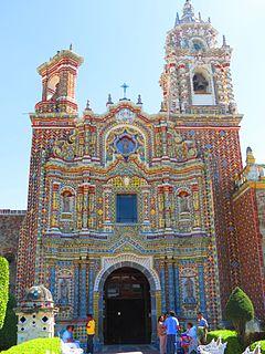 Church of San Francisco Acatepec