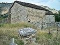 Vista de les façanes oest i sud de l'església Parroquial de Sant Maximí.JPG