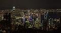 Vista del Puerto de Victoria desde la Cumbre Victoria, Hong Kong, 2013-08-09, DD 16.JPG