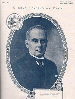 Vital Soares - Image: Vital Soares 1928