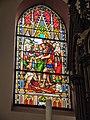 Vitrail du choeur. (3), de l'église de Dolleren.jpg