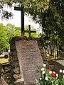 Vladislavo Sirokomlės antkapis.jpg