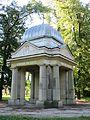 Vojenský hřbitov (Olomouc) gloriet.JPG