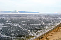 Volga near Tolyatti, Russia, early springtime.jpg