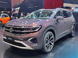 Volkswagen Talagon Motor vehicle
