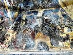 Voskopojë St.Nikolaos - Innenraum Fresko 3c Kreuzigung.jpg