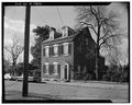 Vowell-Snowden-Black House, 619 South Lee Street, Alexandria, Independent City, VA HABS VA,7-ALEX,170-3.tif