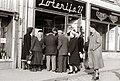 Vrsta pred Loterijo dan pred žrebanjem 1956.jpg