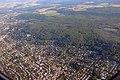 Vue aérienne de la banlieue nord de Paris en bordure de la forêt de Montmorency.jpg