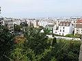 Vue vers Paris depuis le musée Montmartre.jpg