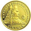 Vytautas the Grand Duke of Lithuania Reversum.jpg