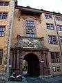 Würzburg - Domerschulstraße 16 Alte Universität Portal.jpg