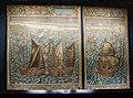 WLANL - mennofokke - Wandtapijt, Beleg van Veere, Hendrick de Maecht (bestaat uit twee delen) mei 1572.jpg