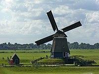 Le moulin Etersheimer Braakmolen