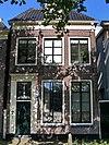 foto van Huis met lijstgevel