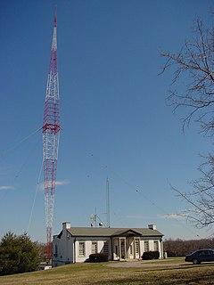 Blaw-Knox tower
