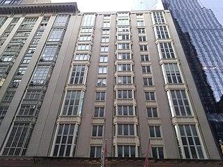 140 West 57th Street Office building in Manhattan, New York