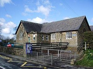 Waddington, Lancashire - Image: Waddington and West Bradford Primary School geograph.org.uk 758948