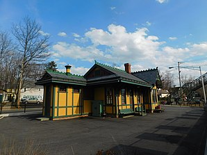 Waldwick Railroad Station (2018)
