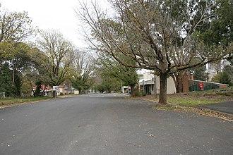 Wallendbeen - Streetscape at Wallendbeen