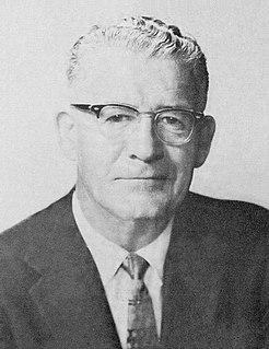 Walt Horan American politician