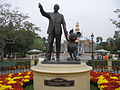 Walt Disney with Mickey Mouse - panoramio.jpg