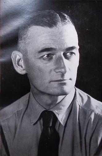 Walter Buch - Walter Buch in 1933