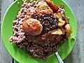 Wanke, Ghanan meal.jpg
