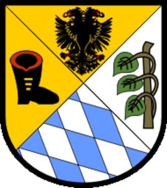 Ried im Innkreis - Image: Wappen ried innkreis
