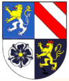 Coat of arms of Zwickauer Land