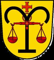 Wappen von Klingenmünster