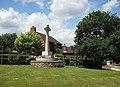 War memorial, Redmarley D'Abitot - geograph.org.uk - 850487.jpg
