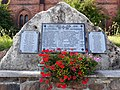 War memorial Petersberg, Thuringia 2.jpg