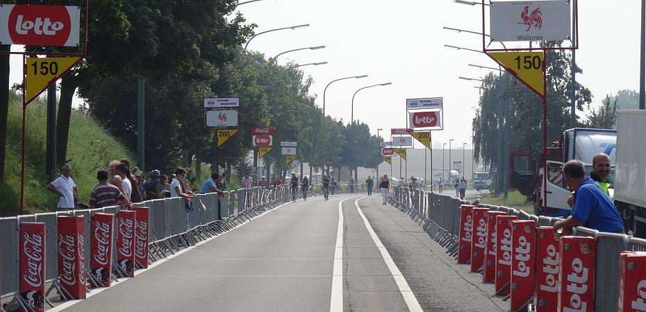 Waremme - Tour de Wallonie, étape 4, 29 juillet 2014, arrivée (B12).JPG