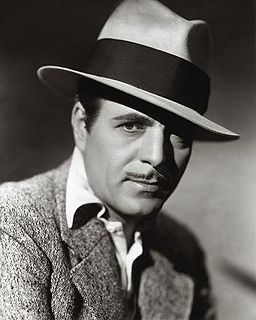 Warner Baxter American actor