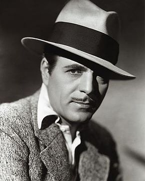 Description de l'image Warner Baxter promo.jpg.