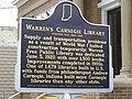 Warren Carnegie Library P4020345.jpg