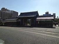 Washinomon Gate of Tokushima Castle.jpg