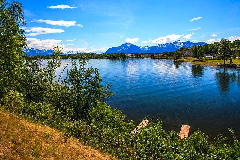File:Wasilla lake.jpg
