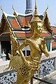 Wat Phra Kaew, Kinnara, Bangkok, Thailand.jpg