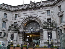 Waterloo station main entrance.JPG