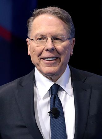 National Rifle Association - Wayne LaPierre, NRA executive vice president, in 2017