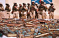 Weapons Haul Seized By Troops in Afghanistan MOD 45153786.jpg