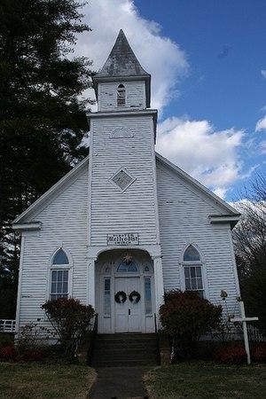 Webster Methodist Church - Webster Methodist Church
