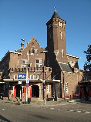 Weert railway station - Image: Weert, N Sstation foto 3 2009 08 31 18.59