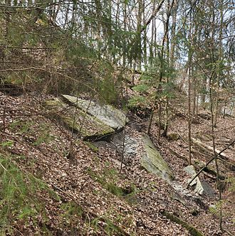 Efraasia - The Weiße Steinbruch site