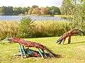 Weidentieren beim Hauptsee (Wicker Animals by the Main Lake) - geo.hlipp.de - 29278.jpg