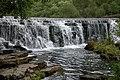 Weir on the river Wye, Monsal Dale - geograph.org.uk - 307182.jpg