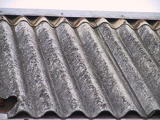 Eternit - Eternit roofing.